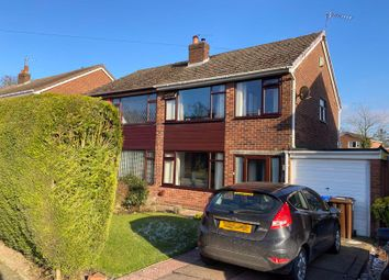 Thumbnail 3 bed semi-detached house for sale in Alan Dale, Werrington, Stoke-On-Trent, Staffordshire