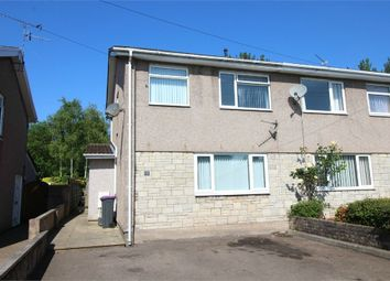 Thumbnail 3 bed semi-detached house for sale in Cromwell Place, Cwmbran, Torfaen