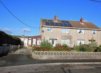 Thumbnail 3 bed semi-detached house for sale in Is-Y-Llan, Llanddarog, Carmarthen