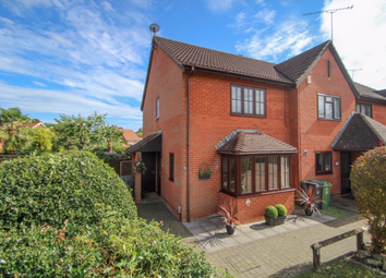 Thumbnail 3 bed semi-detached house for sale in Maguire Drive, Heatherside, Camberley