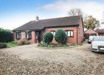 Thumbnail 3 bedroom detached bungalow for sale in Old Southwood Road, Beighton, Norwich