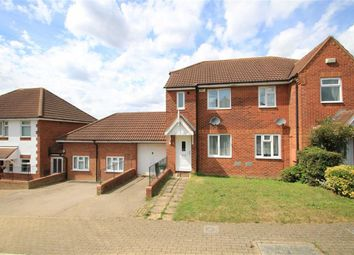 Thumbnail 2 bedroom semi-detached house for sale in Walkhampton Avenue, Bradwell Common, Milton Keynes, Bucks