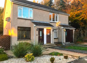 Thumbnail 1 bed flat for sale in Lennox Court, Glenrothes