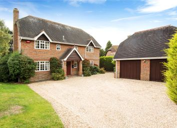 Thumbnail 4 bed detached house for sale in School Lane, Itchen Abbas, Winchester, Hampshire