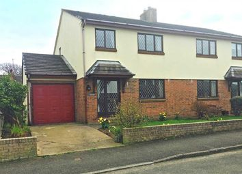 Thumbnail 3 bed semi-detached house for sale in Falstaff, 1 The Meadows, Kirk Michael
