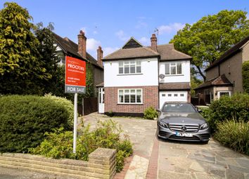 4 bed detached house for sale in Petts Wood Road, Petts Wood, Orpington BR5
