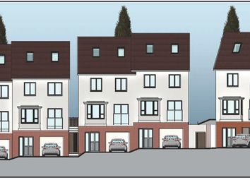 Thumbnail Commercial property for sale in Land South Of 15-20 Gresley Road, Lancaster Road, St Leonards-On-Sea, East Sussex