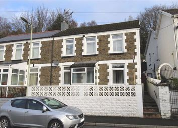 Thumbnail 3 bedroom semi-detached house for sale in Pantygraigwen Road, Graigwen, Pontypridd