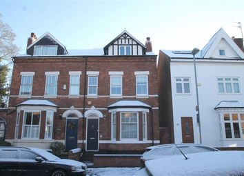 Thumbnail 4 bed semi-detached house for sale in Clarence Road, Harborne, Birmingham