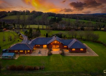 Thumbnail 5 bed detached house for sale in Stoneyford, Narberth