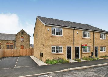 Thumbnail 2 bed semi-detached house for sale in Branch Road, Burnley, Lancashire
