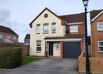 Thumbnail 4 bed detached house to rent in Forde Park, Yeovil, Somerset