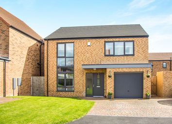 Thumbnail 4 bedroom detached house for sale in Cranbrook, Annitsford, Cramlington