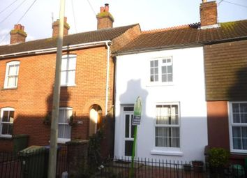 Thumbnail 2 bedroom property to rent in Castle Street, Portchester, Fareham