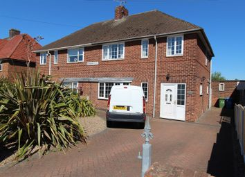 Thumbnail 4 bed semi-detached house for sale in Edinburgh Road, Worksop