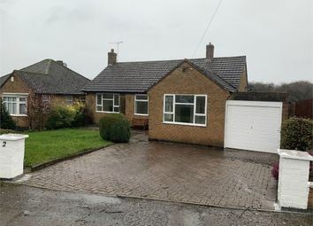 Thumbnail 3 bed detached bungalow to rent in Keays Way, Scraptoft, Leicester