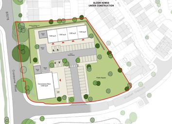 Thumbnail Retail premises to let in Proposed Wimborne Chase Local Centre, Bluebell Crescent, Cranborne Road, Wimborne Minster