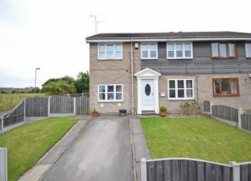Thumbnail 4 bed semi-detached house for sale in Helston Road, Normanton