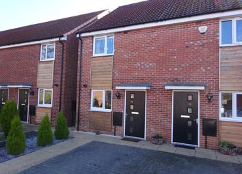 Thumbnail 2 bed semi-detached house for sale in Turner Close, Huntington Road, York
