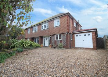 Vicarage Road, Staines TW18. 4 bed semi-detached house for sale