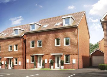 "Thumbnail 3 bed terraced house for sale in ""Norbury"" at Park Prewett Road, Basingstoke"