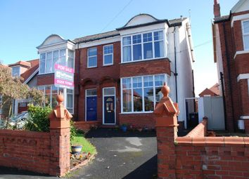 Thumbnail 5 bed semi-detached house for sale in Cartmell Road, St Annes, Lytham St Annes, Lancashire