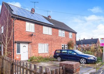 Thumbnail 3 bed semi-detached house for sale in Ouzelwell Crescent, Dewsbury