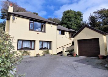 Thumbnail 4 bed detached house for sale in Pentalek Road, Camborne