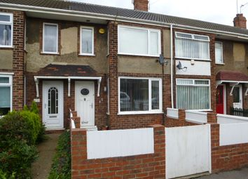 Thumbnail 2 bed terraced house for sale in Teesdale Avenue, Hull