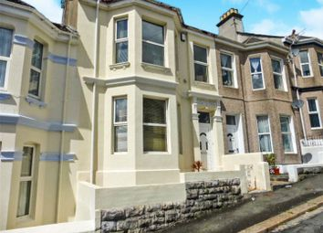 Thumbnail 5 bedroom terraced house for sale in Cecil Avenue, Plymouth