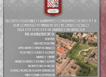 Thumbnail 3 bed apartment for sale in Via Garibaldi, Imola, Bologna, Emilia-Romagna, Italy