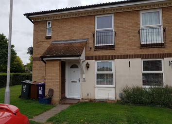 Thumbnail 1 bed maisonette to rent in Rye Gardens, Baldock