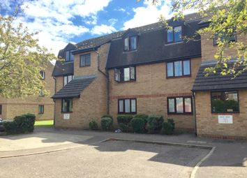 Thumbnail 1 bed flat to rent in Blandford Close, Romford