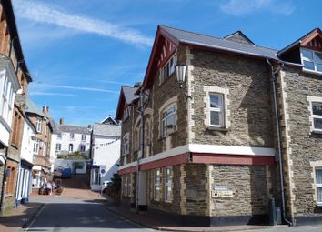 Thumbnail 2 bed flat for sale in 2, Market Street, Lynton