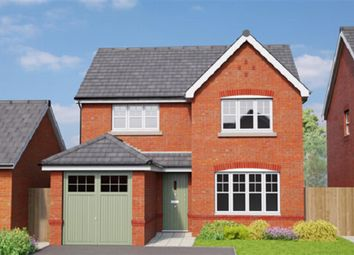Thumbnail 4 bed detached house for sale in The Richmond, Erddig Place, Wrexham