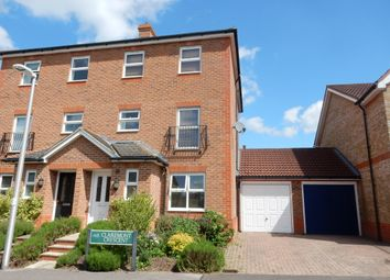 Thumbnail 4 bedroom town house to rent in Claremont Crescent, Newbury