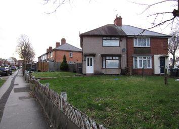 3 bed semi-detached house for sale in Cotterills Lane, Alum Rock, Birmingham B8