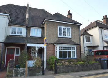 Thumbnail 4 bed semi-detached house to rent in Glenbuck Road, Surbiton