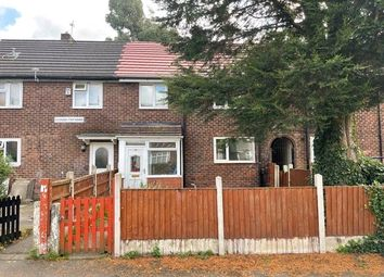 Thumbnail 3 bed terraced house for sale in Clough Top Road, Blackley, Manchester, Greater Manchester