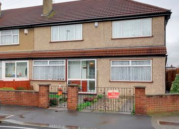 Thumbnail 4 bed end terrace house for sale in Middleham Road, Edmonton