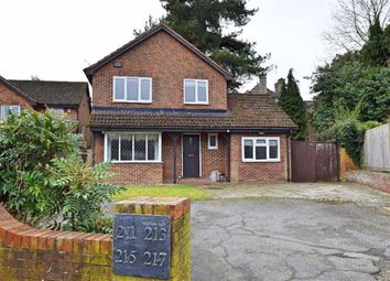 Thumbnail 4 bed detached house for sale in London Road, Dunton Green