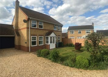 Thumbnail 4 bed detached house to rent in Deene Close, Market Deeping, Peterborough, Lincolnshire