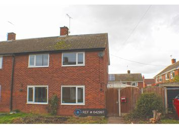 Thumbnail 3 bed semi-detached house to rent in Leeds Road, Shireoaks, Worksop