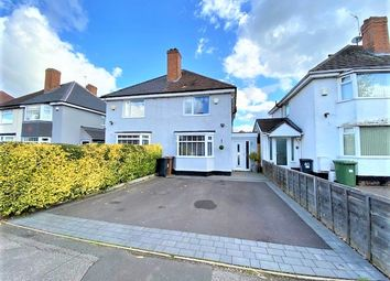 Thumbnail 2 bed semi-detached house for sale in Lincoln Road North, Acocks Green, Brimingham