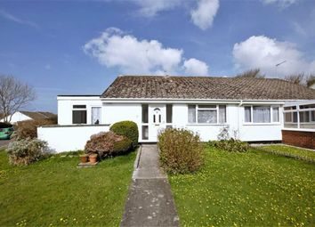 Thumbnail 3 bed semi-detached bungalow for sale in Hallett Way, Bude, Cornwall