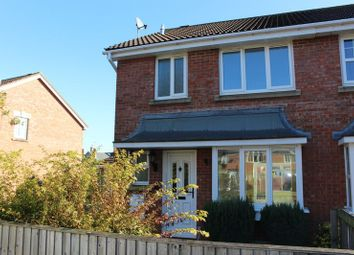 Thumbnail 3 bed semi-detached house for sale in Thomas Court, London Road, Calne