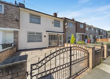 Thumbnail 3 bed terraced house for sale in Paignton Close, Huyton, Liverpool
