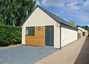 Thumbnail 2 bed detached bungalow for sale in Dunant Close, Bourne, Lincolnshire