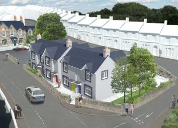 Thumbnail 3 bed end terrace house for sale in Ellacombe Road, Torquay