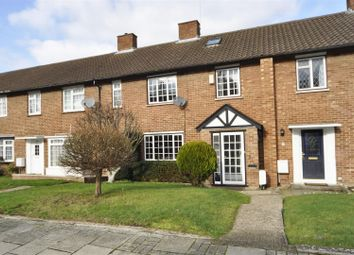 Thumbnail 3 bed terraced house for sale in Ellement Close, Pinner